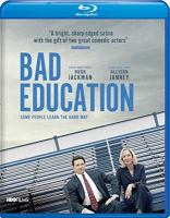 Cover image for Bad education [videorecording Blu-ray]