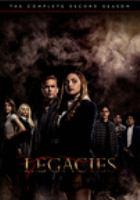 Imagen de portada para Legacies. Season 2, Complete [videorecording DVD] : a Vampire Diaries spinoff.