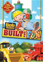 Cover image for Bob the Builder. Built for fun