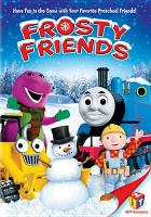 Cover image for Frosty friends