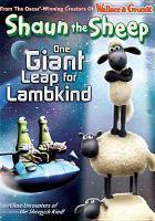 Imagen de portada para Shaun the sheep. One giant leap for lambkind