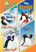 Cover image for Pingu : on thin ice [videorecording DVD] ; Meet Pingu.