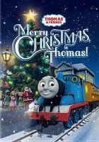 Imagen de portada para Thomas & friends. Merry Christmas, Thomas! [videorecording DVD]