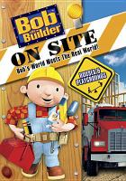 Cover image for Bob the Builder on site. Houses & playgrounds