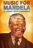Cover image for Music for Mandela [videorecording DVD]