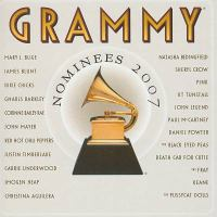 Cover image for Grammy nominees 2007