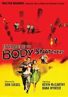 Cover image for Invasion of the body snatchers