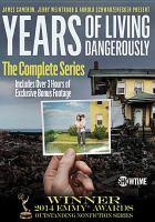 Imagen de portada para Years of living dangerously. Complete series [videorecording DVD]