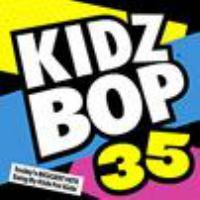 Imagen de portada para Kidz bop. 35 [sound recording CD] : Today's biggest hits sung by kids for kids