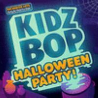 Imagen de portada para Kidz bop Halloween party! [sound recording CD]