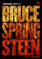 Cover image for A tribute to Bruce Springsteen [videorecording DVD]