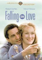 Cover image for Falling in love [videorecording DVD]