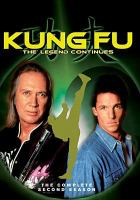 Cover image for Kung fu, the legend continues. Season 2, Complete [videorecording DVD]