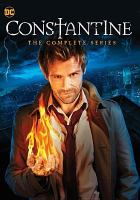 Cover image for Constantine. the complete series [videorecording DVD]