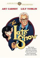 Cover image for The late show [videorecording DVD]