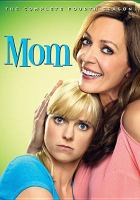 Cover image for Mom. Season 4, Complete [videorecording DVD].