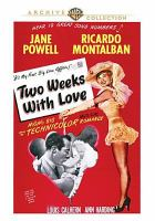 Cover image for Two weeks with love [videorecording DVD]