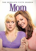Cover image for Mom. Season 5, Complete [videorecording DVD].