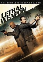 Cover image for Lethal weapon. Season 2, Complete [videorecording DVD] (Damon Wayans version)