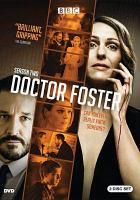 Cover image for Doctor Foster. Season 2, Complete [videorecording DVD]