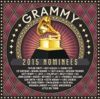 Cover image for 2015 Grammy nominees [sound recording CD].