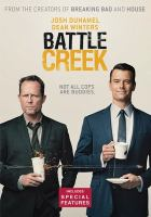 Cover image for Battle Creek [videorecording DVD]