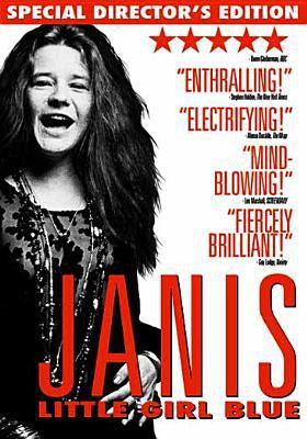 Cover image for Janis [videorecording DVD] : little girl blue