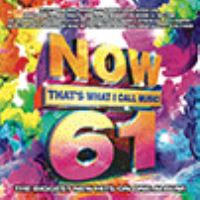 Cover image for Now that's what I call music! 61 [sound recording CD].