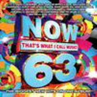 Cover image for Now that's what I call music! 63 [sound recording CD].