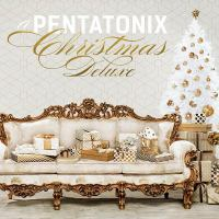 Cover image for A Pentatonix Christmas deluxe [sound recording CD]