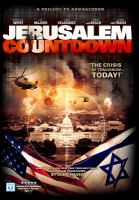 Cover image for Jerusalem countdown