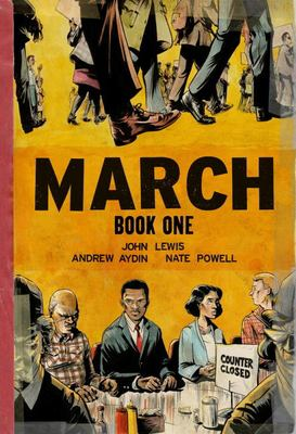 Cover image for March. Book one