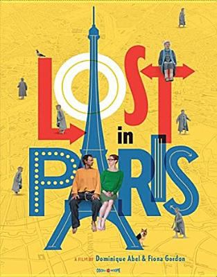 Image of Lost in Paris film cover.