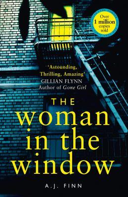 Woman in the window by Finn A J