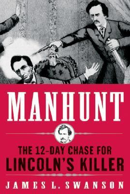 Manhunt book cover