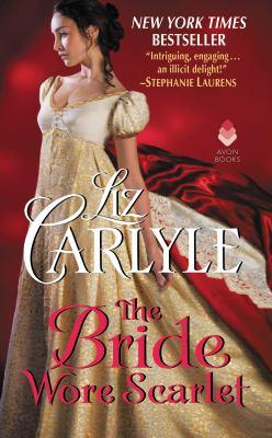 bride wore scarlet