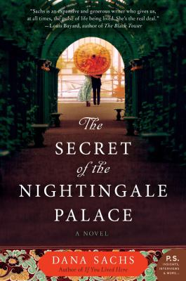 The Secret of the Nightingale Palace book cover