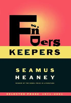 Cover art: Finders Keepers
