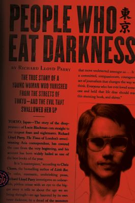 People Who Eat Darkness book cover