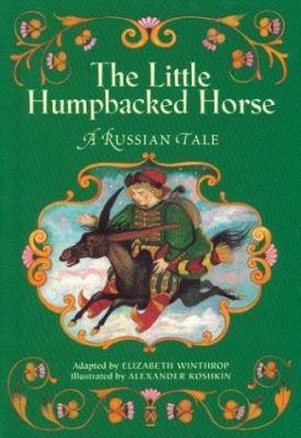 humpbacked horse