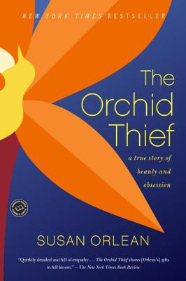 The Orchid Thief book cover