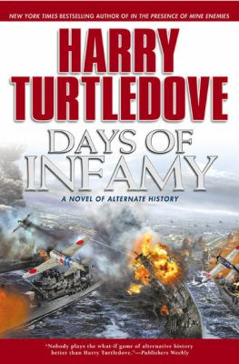 Days of Infamy book cover