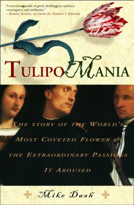 Tulipomania book cover