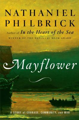 Mayflower book cover