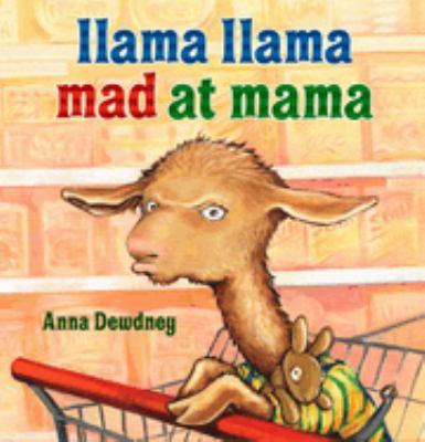 llama llam mad at mama