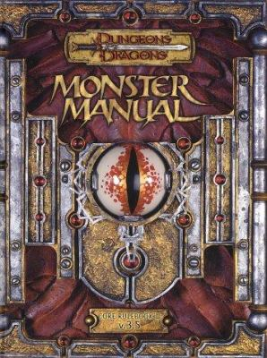 DnD Monster Manual 3.5