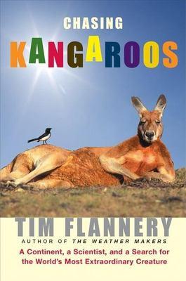 Chasing Kangaroos book cover