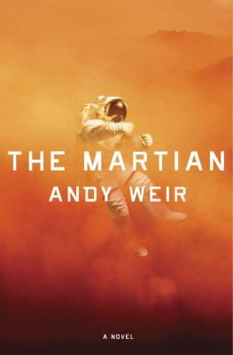 The Martian book cover