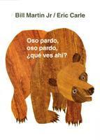 ¿Oso pardo, oso pardo, qué ves allí?