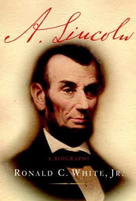 A. Lincoln book cover